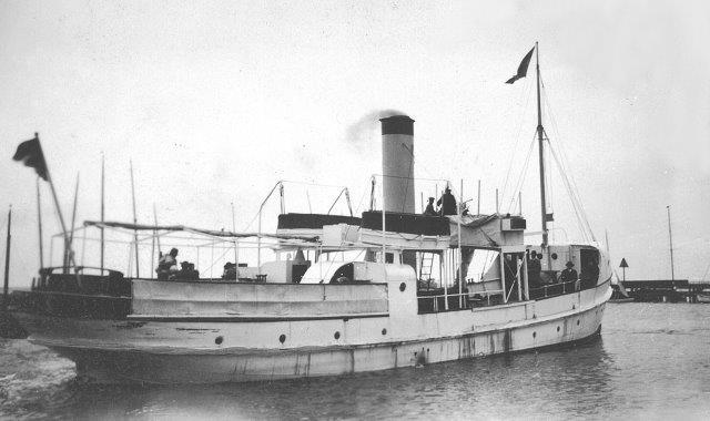 Dragør Færgen 1934-39